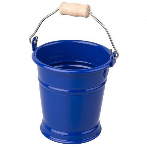 Mini seau bleu