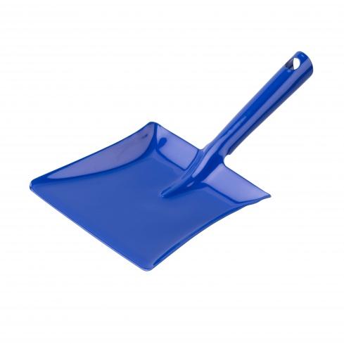 Mini pelle à poussière bleue