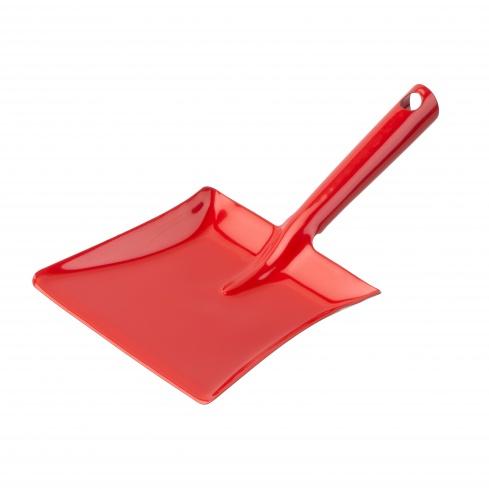 Mini pelle à poussière rouge