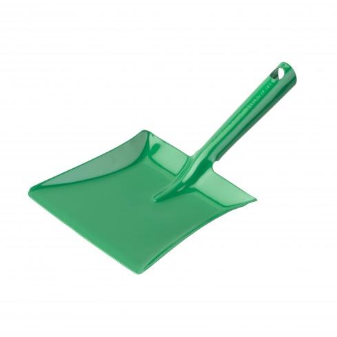 Mini pelle à poussière verte