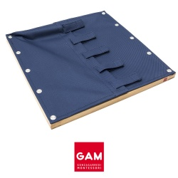 Cadre d'habillage Velcro™