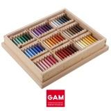 Troisième boite des tablettes de couleur