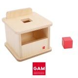 Boite d'encastrement : cube