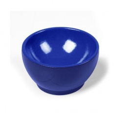 Coupelle en bois Bleu
