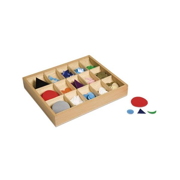 boite de symboles de grammaire en papier montessori spirit. Black Bedroom Furniture Sets. Home Design Ideas