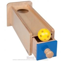 Boite permanence de l'objet avec tiroir