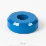Disque bleu pour tige