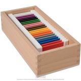 Deuxième boite des tablettes de couleurs