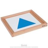 Cartes de formes géométriques