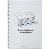 Livret de contrôle du cabinet de géométrie en anglais