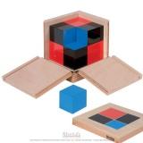 Cube du binôme