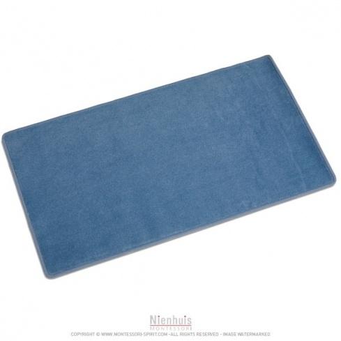 tapis de sol bleu clair montessori spirit. Black Bedroom Furniture Sets. Home Design Ideas