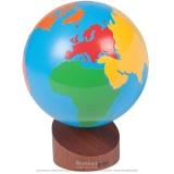 Globe Coloré