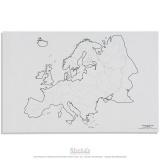 Cours d'eau de l'Europe x50