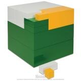 Cube de la puissance de trois