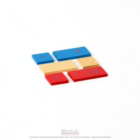 Premières bandes pour tables addition/soustraction