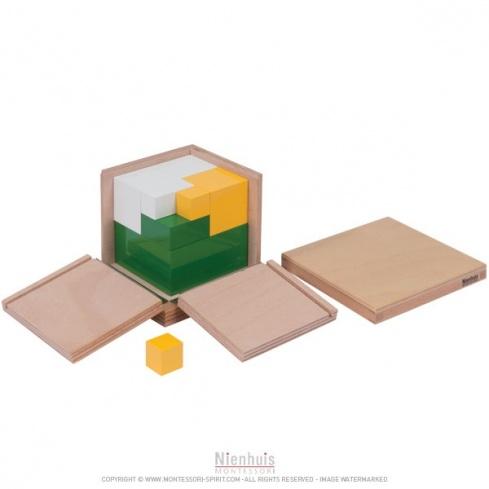 Cube de la puissance de deux