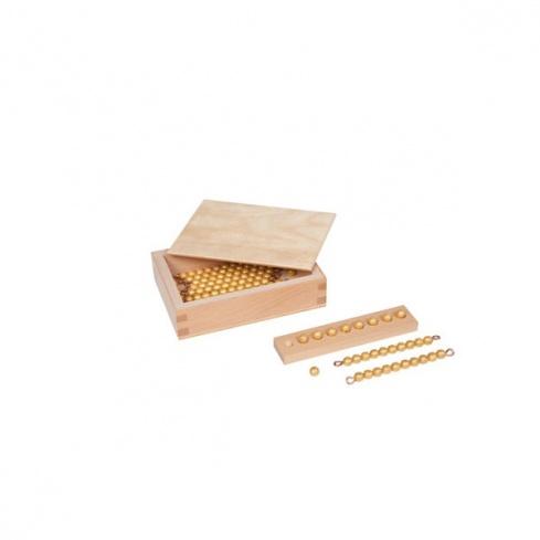Boite de perles pour tables de Seguin 11 à 99 indiv. Nylon