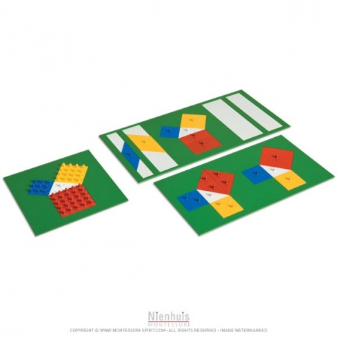 Th or me de pythagore montessori spirit - Table de pythagore montessori ...