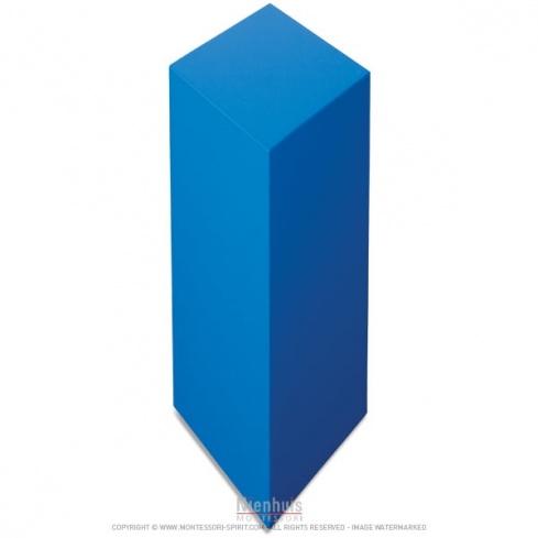 Prisme à base rhombique