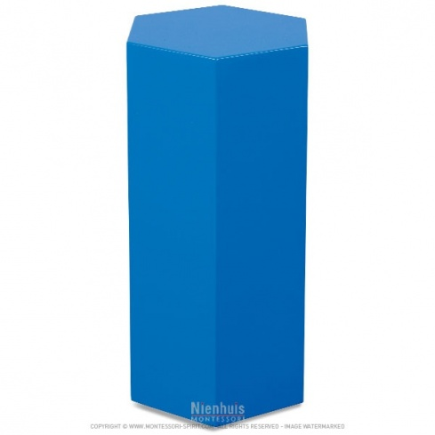 Prisme à base hexagonale