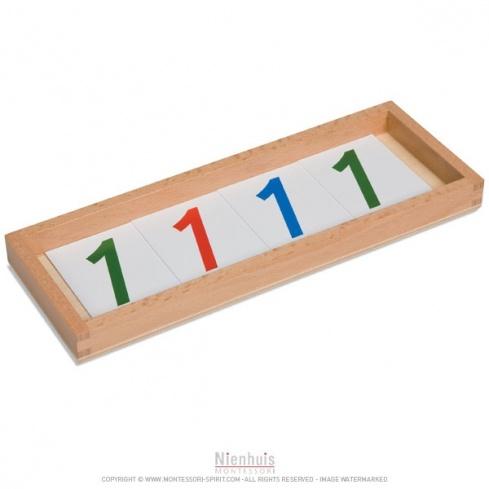 Les symboles du système décimal