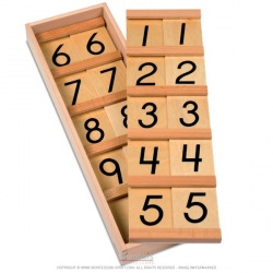 Deuxième table de Seguin 11 à 99 : version US