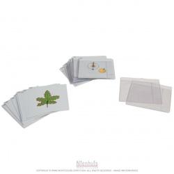 Troisième jeu de cartes de botanique en anglais