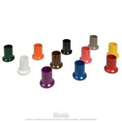 Lot 11 pots colorés à crayons