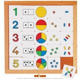 Apprendre à compter de 1 à 5