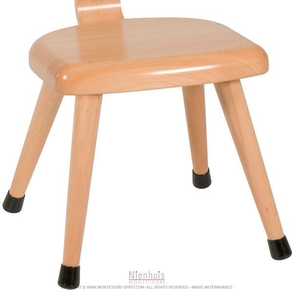 Chaise b2 31 cm montessori spirit for Chaise montessori