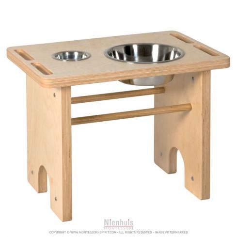 Table lavage des mains