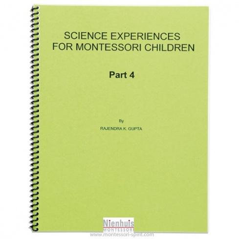 Science Experiences : Part 4