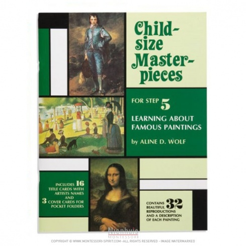 Child-Size Masterpieces: Famous Paintings (5)