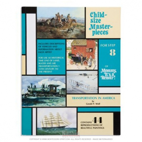 Child-Size Masterpieces: Transportation In America