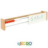 Counting frame up to 20 teacher