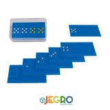 Cards with dots 0-20