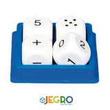 Math dice large