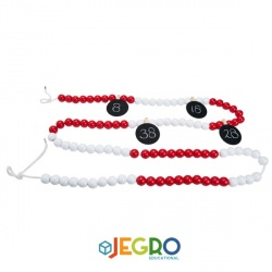 Bead string up to 100 teacher Ø 1.8cm