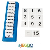 Number cards up to 100