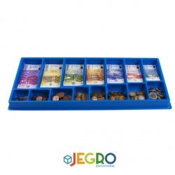 Euro sorting tray