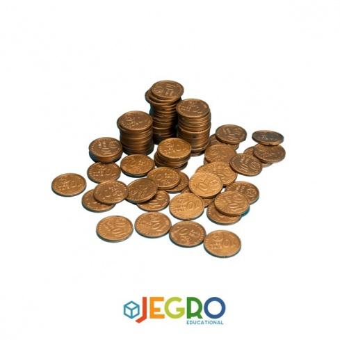 Coins 10 euro cent