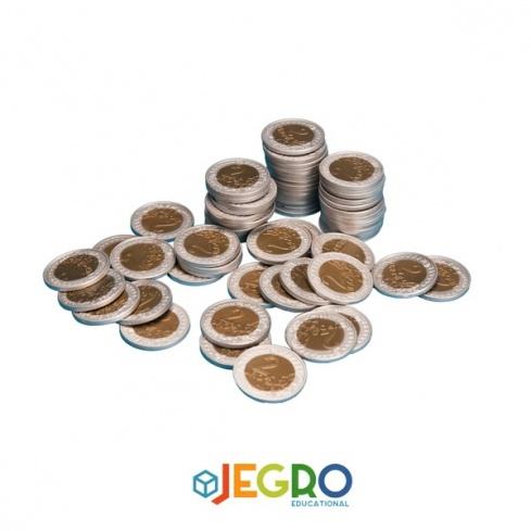 Coins 2 euro