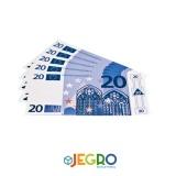 Notes 20 euro