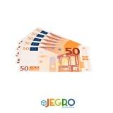 Notes 50 euro