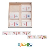 Euro dominoes up to 100 euro