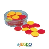 Counters red/yellow