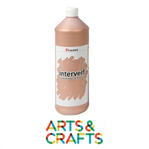Interpaint, 1 liter, Bronze