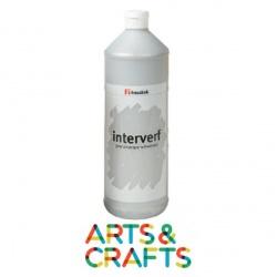Interpaint, 1 liter, Argent