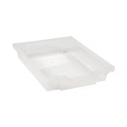 Tiroir plastique transparent(H 7cm)